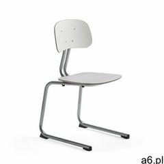 Aj produkty Krzesło szkolne yngve, płozy, srebrny, biały, 460 mm - ogłoszenia A6.pl
