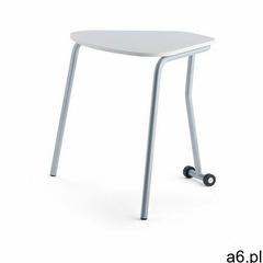 Aj produkty Stół składany hex, 740x800x620 mm, aluminium, szary - ogłoszenia A6.pl