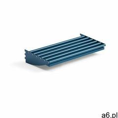 Dodatkowa półka na obuwie basic, 600 mm, niebieski marki Aj produkty - ogłoszenia A6.pl