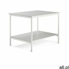 Stół roboczy, 1200x900x900 mm, jasny szary, biały marki Aj produkty - ogłoszenia A6.pl