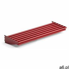 Aj produkty Dodatkowa półka na obuwie basic, 900 mm, czerwony - ogłoszenia A6.pl