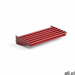 Dodatkowa półka na obuwie basic, 600 mm, czerwony marki Aj produkty - ogłoszenia A6.pl