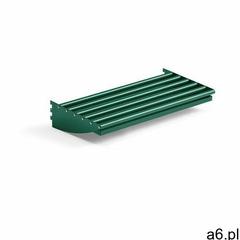 Dodatkowa półka na obuwie BASIC, 600 mm, zielony - ogłoszenia A6.pl