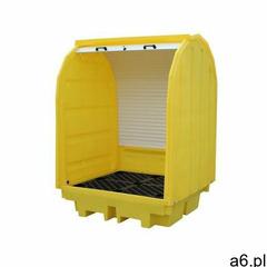 Wanna Wychwytowa Pod 2 Beczki Z Roletą 230 L 2 Beczki Żółty 151 L. - 400 L. Z Kratownicą 149 Cm X 99 - ogłoszenia A6.pl