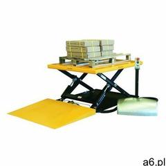 Intra.se swedmach Elektryczny stół podnośny + rampa (1450x1140 mm) - ogłoszenia A6.pl