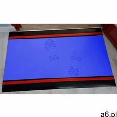 Cbs medical Zmywalna mata biobójcza 60cm x 80cm niebieska - ogłoszenia A6.pl