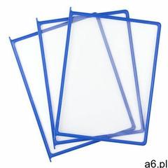 Ramka panel prezentacyjny - niebieskie marki D.rect - ogłoszenia A6.pl