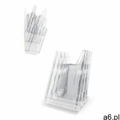 Durable Stojak na ulotki combiboxx 1/3 a4 l (4005546803456) - ogłoszenia A6.pl