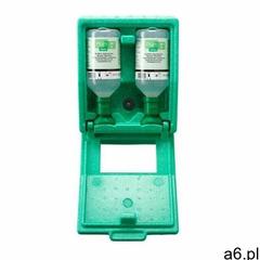 Stacja zamykana eye wash - 2 x 500ml marki Plum - ogłoszenia A6.pl