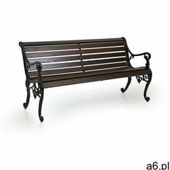 Aj produkty Ławka parkowa antique, 1500 mm, brązowy - ogłoszenia A6.pl