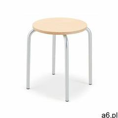 Stołek aida i, wysokość: 440 mm, brzoza marki Aj produkty - ogłoszenia A6.pl