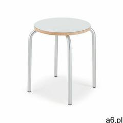 Stołek aida i, wysokość: 440 mm, szary marki Aj produkty - ogłoszenia A6.pl