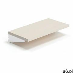 Ławka jeppe, 600 mm, brzoza, biały marki Aj produkty - ogłoszenia A6.pl