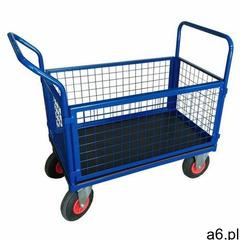 Wózek transportowy siatkowy marki Wiz - ogłoszenia A6.pl