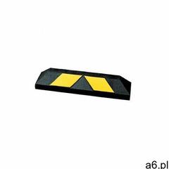 Justrite safety group Ogranicznik parkingowy żółty 55cm x 15cm x 10cm - ogłoszenia A6.pl