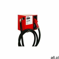 Zestaw do przepompowywania paliwa z mechanicznym miernikiem 230V, 56l/min - ogłoszenia A6.pl