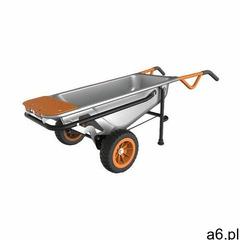 Wózek ogrodowy 8 in 1 WORX - WG050- Zamów do 16:00, wysyłka kurierem tego samego dnia! - ogłoszenia A6.pl
