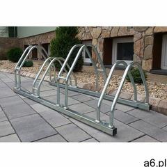 Stojak na rowery redon ii - 4 miejsca rowerowe /ocynk/ redon ii stojak 4-miejscowy marki Krosstech - ogłoszenia A6.pl