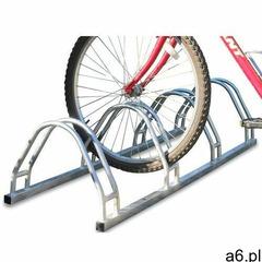 Krosstech Stojak na rowery redon - 7 miejsc rowerowych /ocynk/ redon stojak 7-miejscowy - ogłoszenia A6.pl