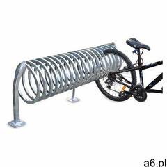 Stojak na rowery SPIRALA B - 5 miejsc rowerowych /OCYNK/ SPIRALA B 5-miejscowa /OCYNK/ - ogłoszenia A6.pl