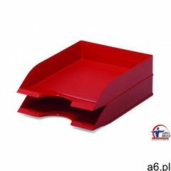 Szuflada na dok. DURABLE Basic - czerwona (4005546105918) - ogłoszenia A6.pl