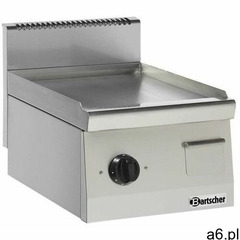 płyta grillowa elektryczna gładka nastawna   390x440mm   3600w - kod product id marki Bartscher - ogłoszenia A6.pl