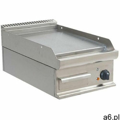 Saro Płyta grillowa elektryczna gładka nastawna | 395x530mm | 5400w - ogłoszenia A6.pl