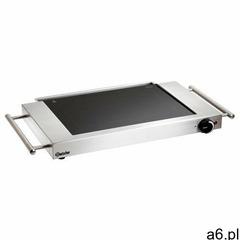 płyta grillowa elektryczna gładka nastawna   310x190mm   1200w - kod product id marki Bartscher - ogłoszenia A6.pl