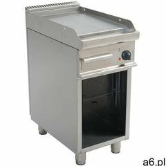 Płyta grillowa elektryczna gładka wolnostojąca   395x530mm   5400W - ogłoszenia A6.pl