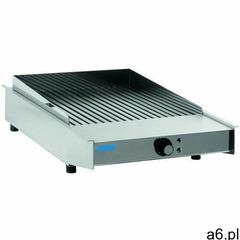 Saro Płyta grillowa elektryczna ryflowana nastawna   370x370mm   3400w - ogłoszenia A6.pl