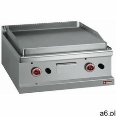 Płyta grillowa gazowa gładka nastawna | 650x500mm - ogłoszenia A6.pl