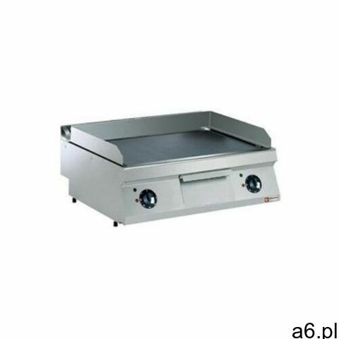 Płyta grillowa elektryczna gładka nastawna   730x540mm   9000W - 1