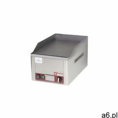 Płyta grillowa elektryczna gładka nastawna | 325x480mm | 3000w marki Diamond - ogłoszenia A6.pl