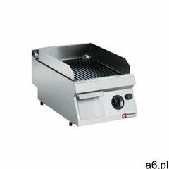 Płyta grillowa gazowa ryflowana nastawna | 330x540mm - ogłoszenia A6.pl