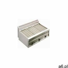 Płyta grillowa gazowa ryflowana nastawna | 1150x470mm marki Diamond - ogłoszenia A6.pl