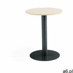 Stół barowy, Ø700x900 mm, brzoza, antracyt marki Aj produkty - ogłoszenia A6.pl