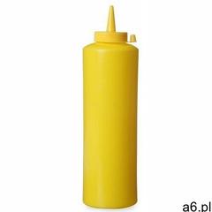 Hendi outlet - dyspenser do zimnych sosów | żółty | 0,7 l - kod product id - ogłoszenia A6.pl
