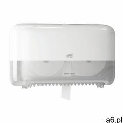 Tork podwójny dozownik do papieru toaletowego bez gilzy - ogłoszenia A6.pl