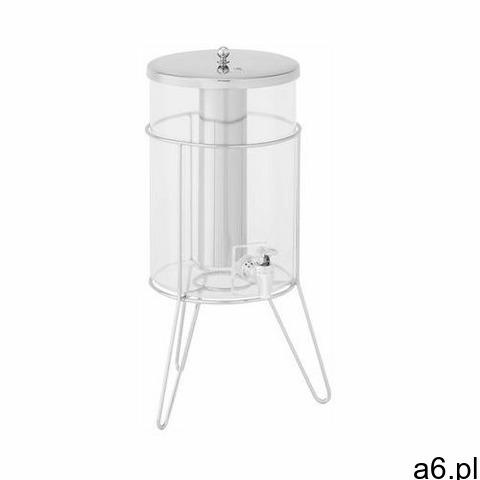 Royal catering dyspenser do soków - 7 l - system chłodzenia - rama ze stali nierdzewnej rcsd-1s2 - 3 - 1