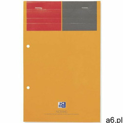 Oxford Blok biurowy notepad a4 80k. = żółte kartki (3020120011035) - ogłoszenia A6.pl