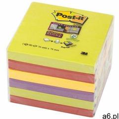 Post-it-3m Karteczki post-it super sticky z-notes (r330-6ss-mar), 76x76mm, 6x90 kart., paleta marrak - ogłoszenia A6.pl