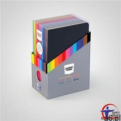 Notes OXFORD POCKET 90x140mm mix kolorów męski 400077734 - ogłoszenia A6.pl