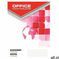 Office products Blok biurowy a4 w kratkę 50 kartek - ogłoszenia A6.pl