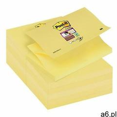 Karteczki POST-IT 127x76 Z-Notes R350-12SS-CY, 3M-70005197838 - ogłoszenia A6.pl