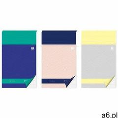 Blok biurowy INTERDRUK A4 80k. # B&B Pastel (5902277244260) - ogłoszenia A6.pl
