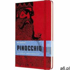 Moleskine Notes pinocchio mangiafuoco l gładki - ogłoszenia A6.pl