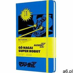 Notes go nagai mazinger z l w linie marki Moleskine - ogłoszenia A6.pl