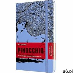 Notes moleskine pinocchio the fairy l gładki (8056420853667) - ogłoszenia A6.pl