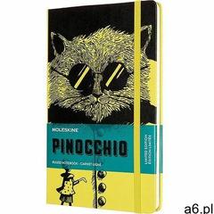 Notes pinocchio the cat l w linie marki Moleskine - ogłoszenia A6.pl