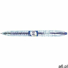 Długopis żelowy Pilot B2P Gel Begreen - czerwony (BL-B2P-5-R-BG-FF) - ogłoszenia A6.pl